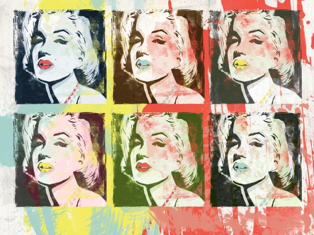 Monroe Painted A2 Rodriquez Jr, Enrique 31480
