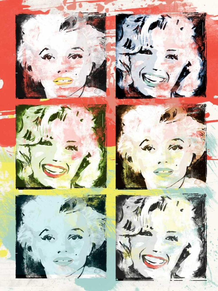 Monroe Painted D Rodriquez Jr, Enrique 31484