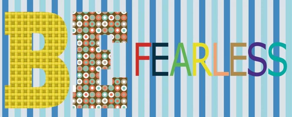 Be Fearless Panel Gibbons, Lauren 75754