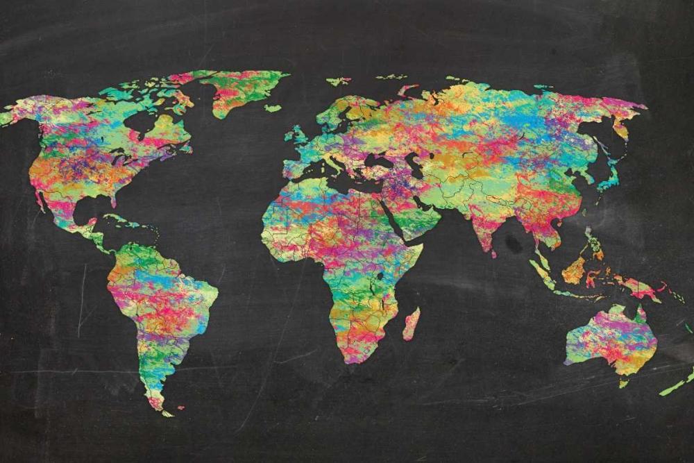 World Chalk Kids Gibbons, Lauren 137962