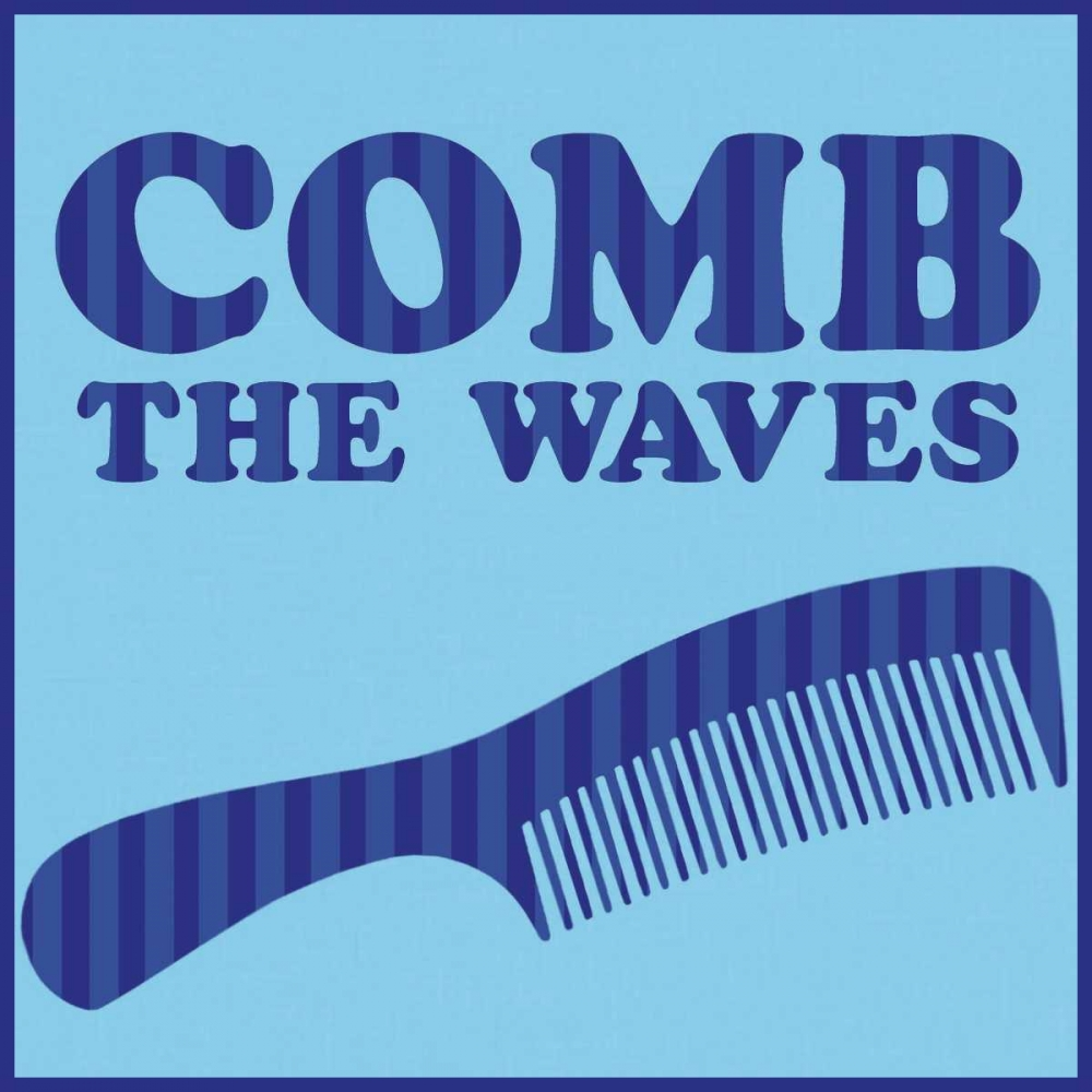 Comb The Waves Gibbons, Lauren 75990