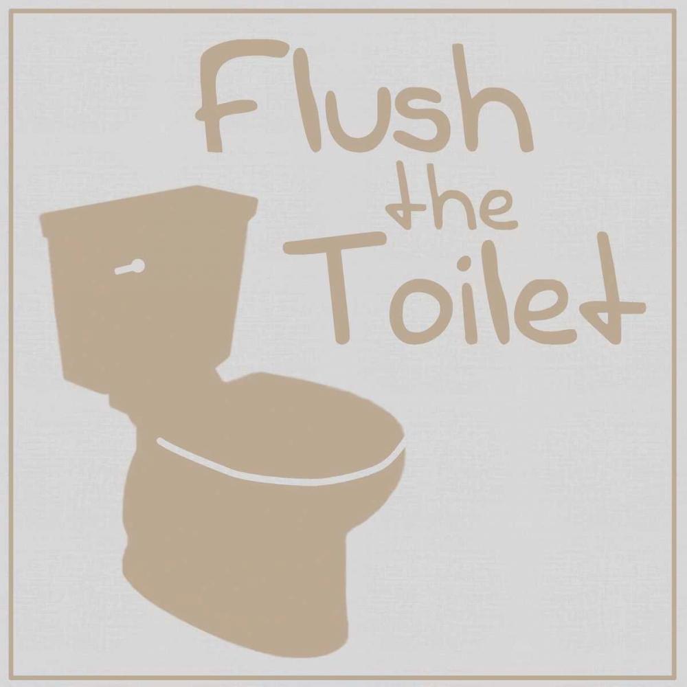 Flush Toilet Brown Gibbons, Lauren 75997