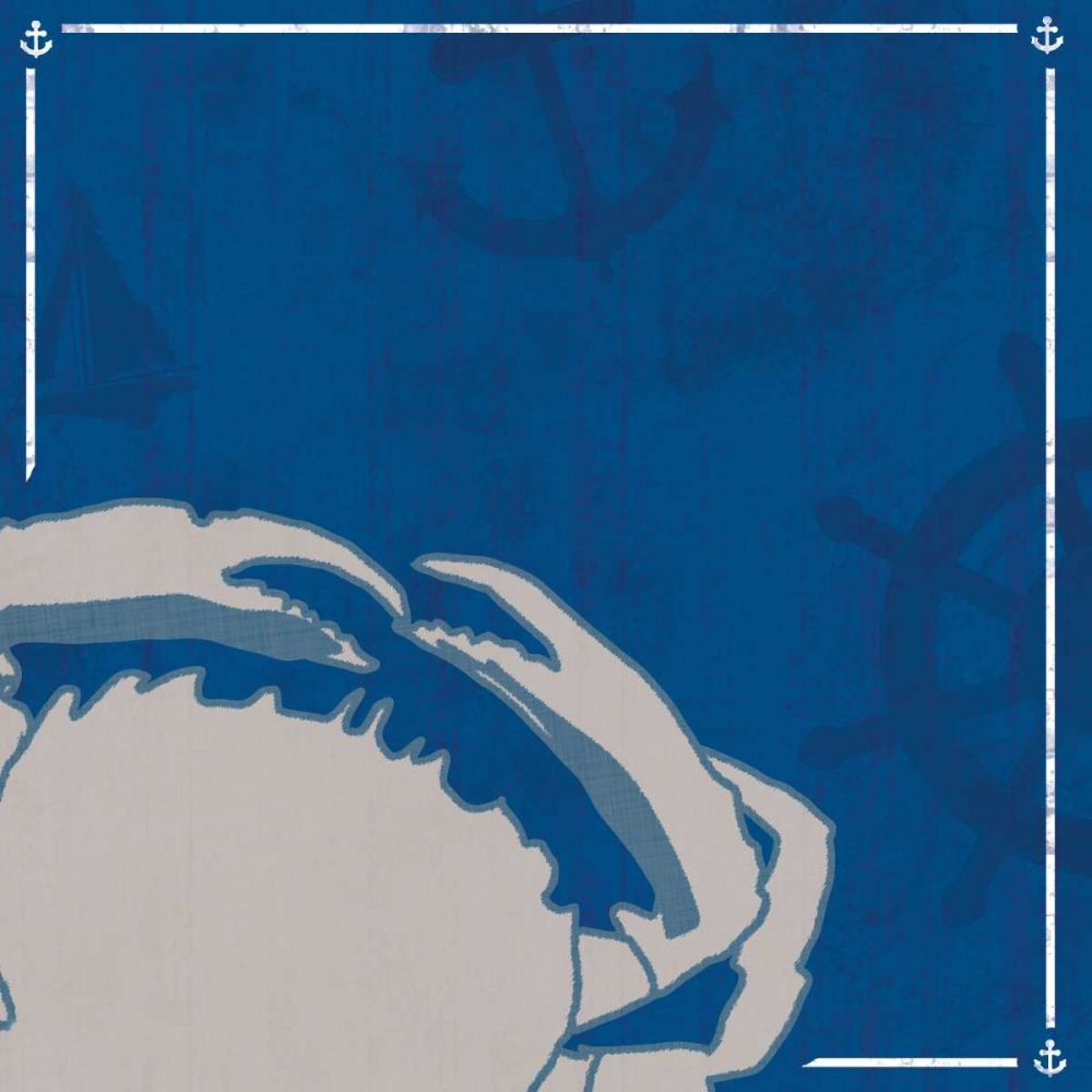Blue  Sea Crab Gibbons, Lauren 76144