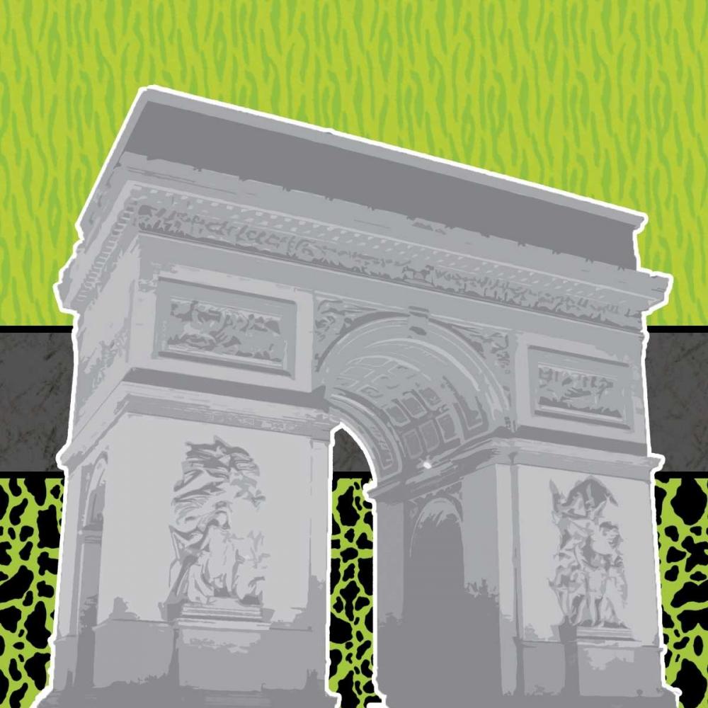 Eiffel Tween Green 2 Gibbons, Lauren 76168