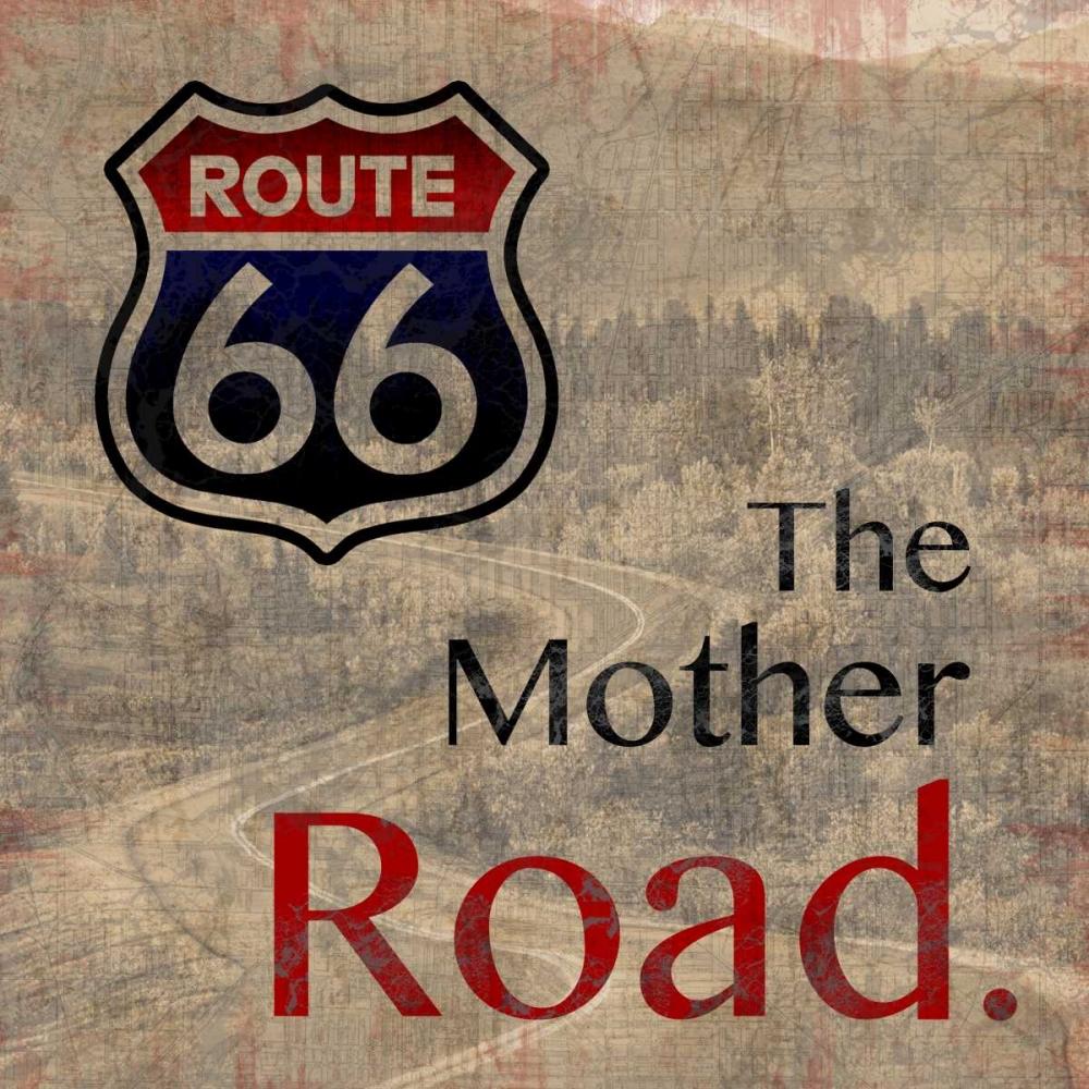 Mother Road Gibbons, Lauren 76310