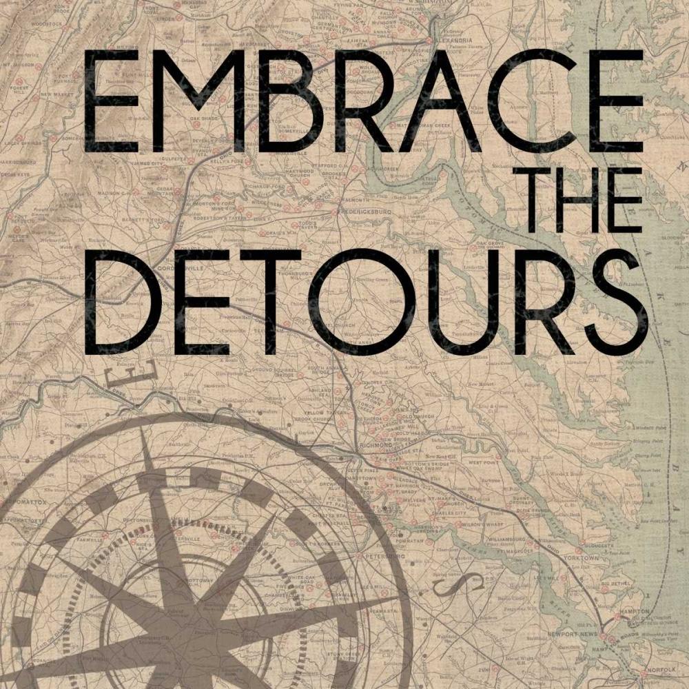 Embrace Detours Gibbons, Lauren 106382