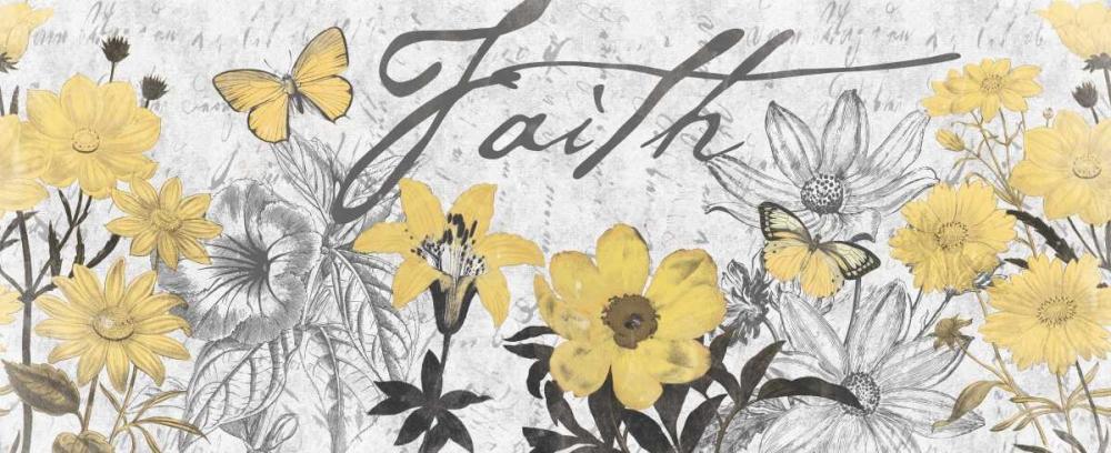 FLORAL FAITH Grey, Jace 25590