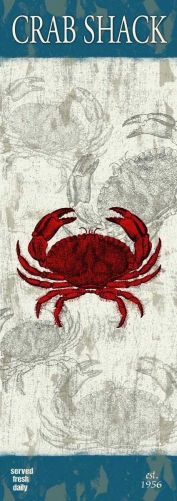 Crab shack Grey, Jace 25844