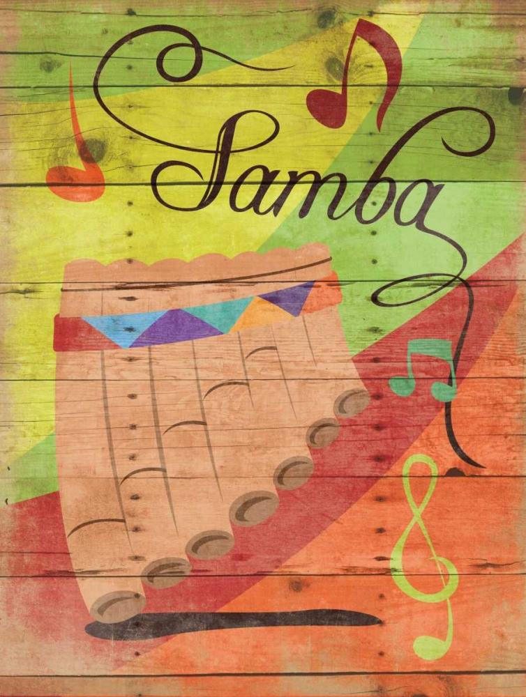 Samba III Grey, Jace 25943