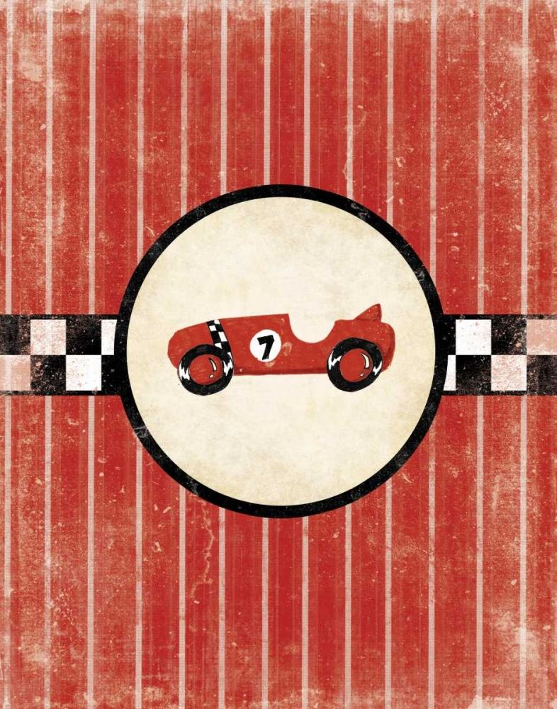 Race Car Grey, Jace 26258