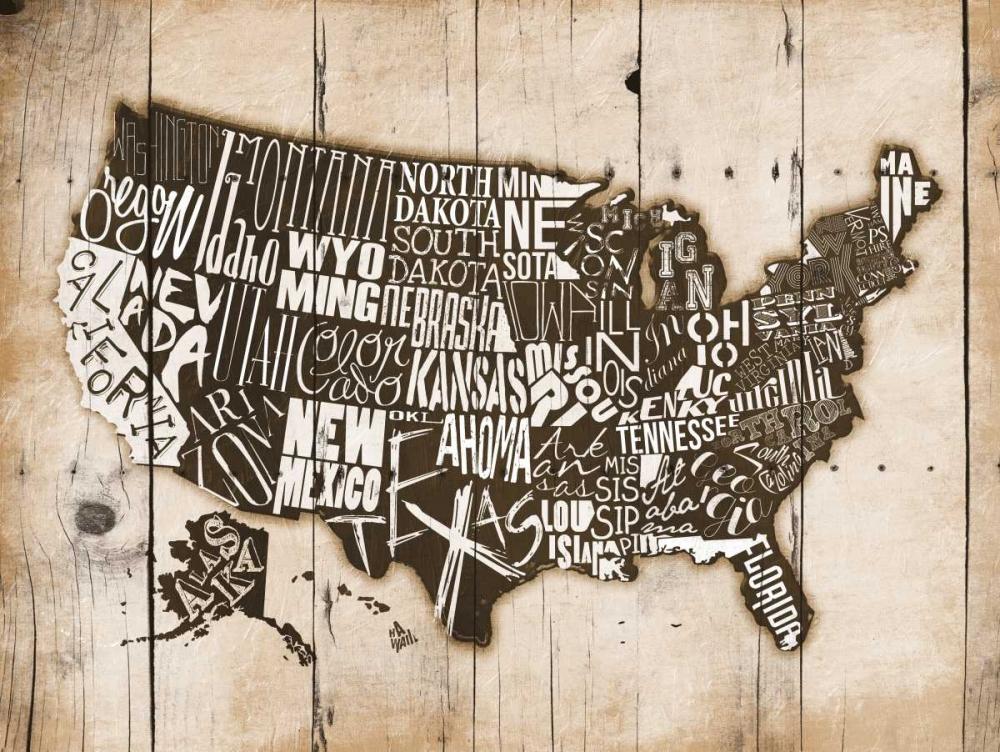 Sepia Wood USA Grey, Jace 86453