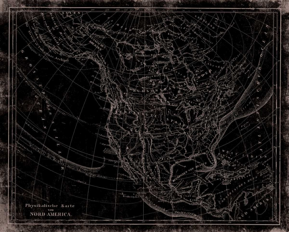 Western Map Grey, Jace 26380