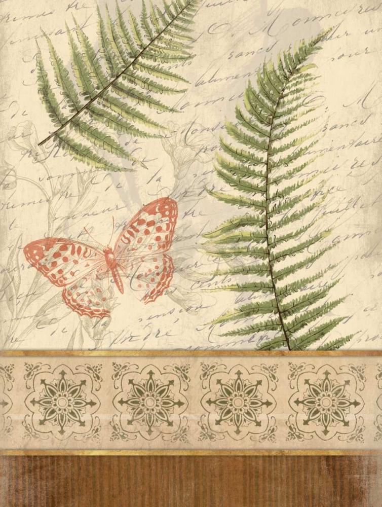 The Butterfly Fern Grey, Jace 26554