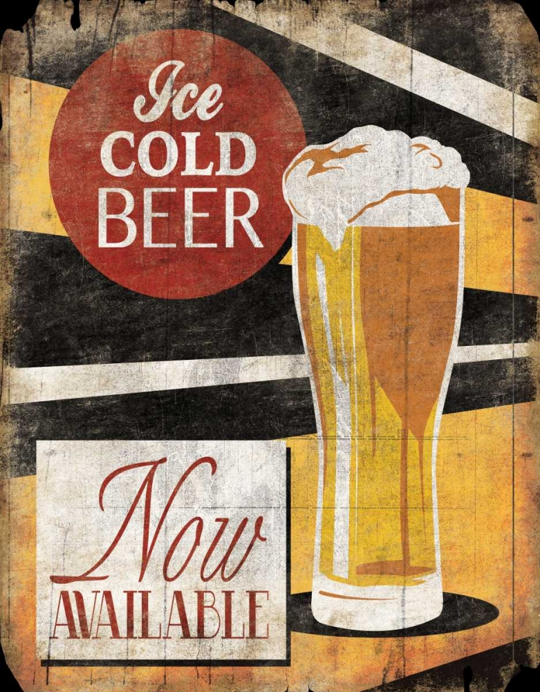 Ice Cold Beer Grey, Jace 38024