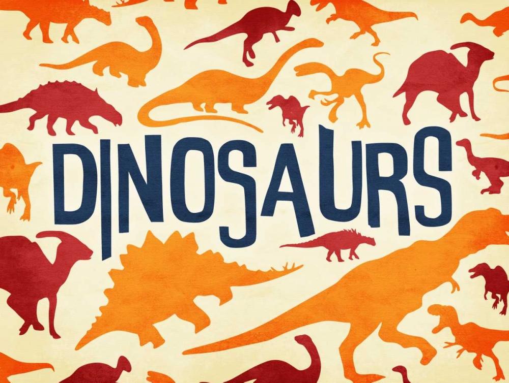 Dinosaurs Three Grey, Jace 125730