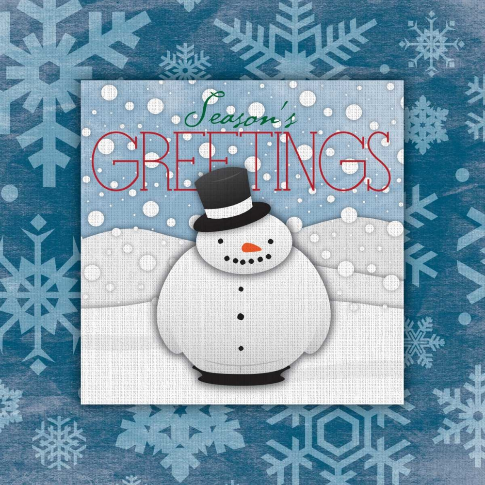 Seasons Greeting Grey, Jace 26822