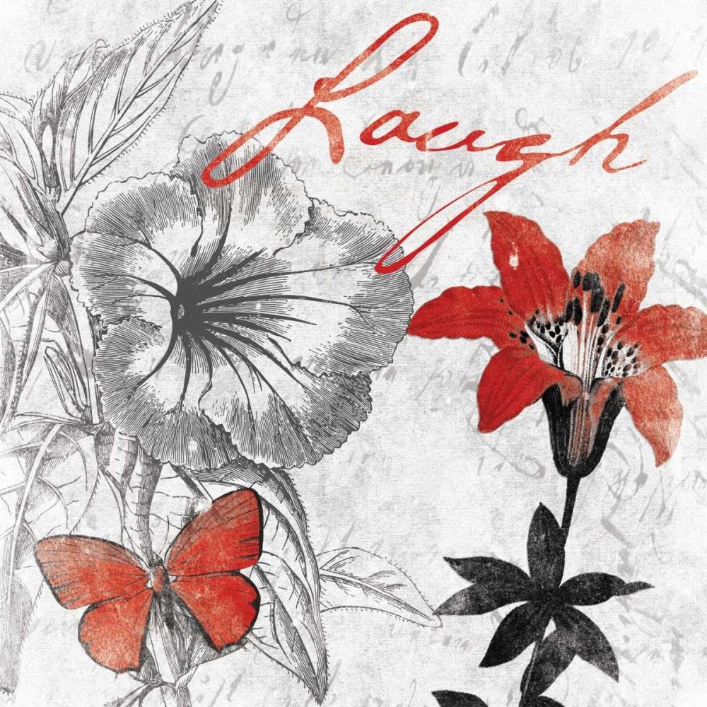 Laugh floral Grey, Jace 26855