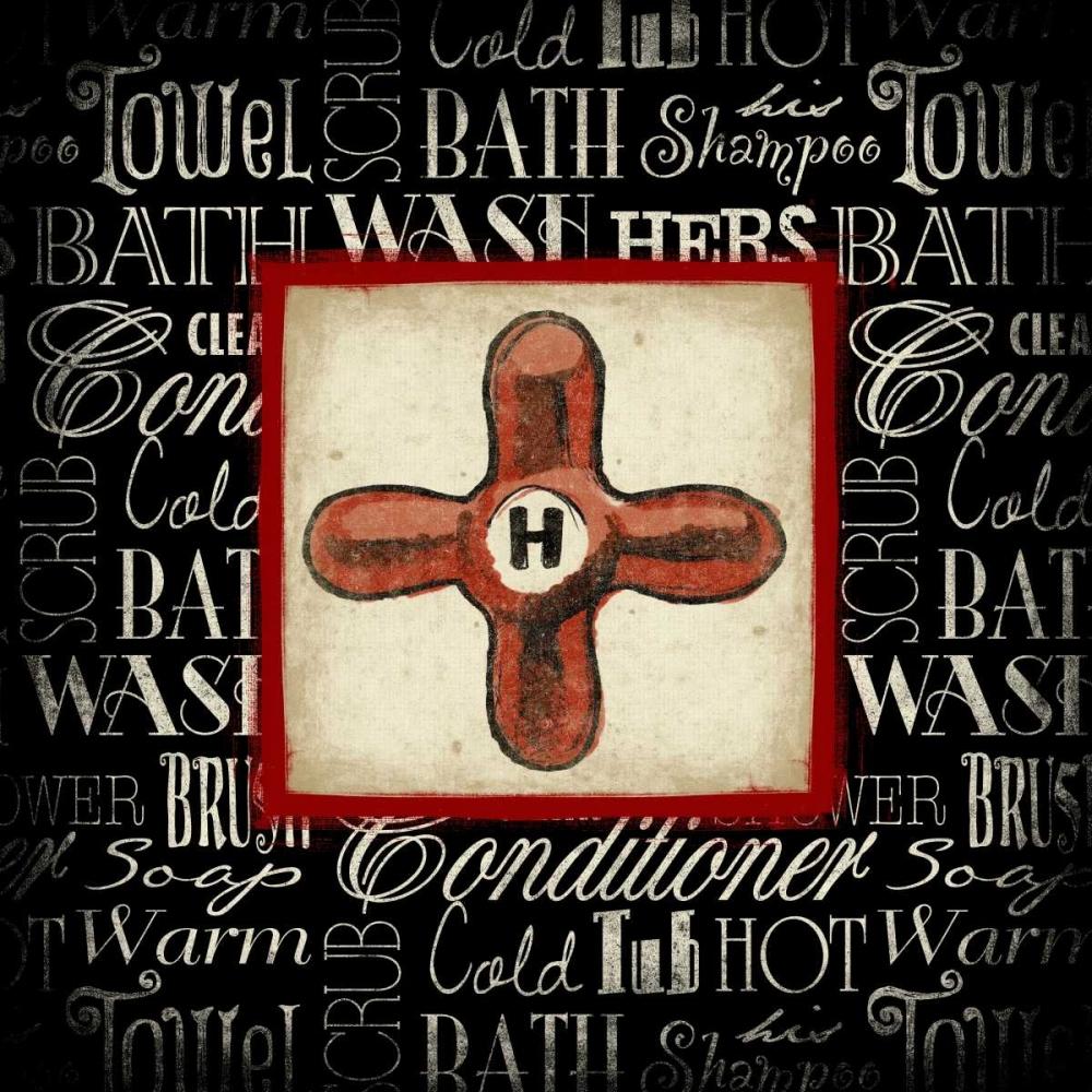 Hot knob Bath Grey, Jace 26858