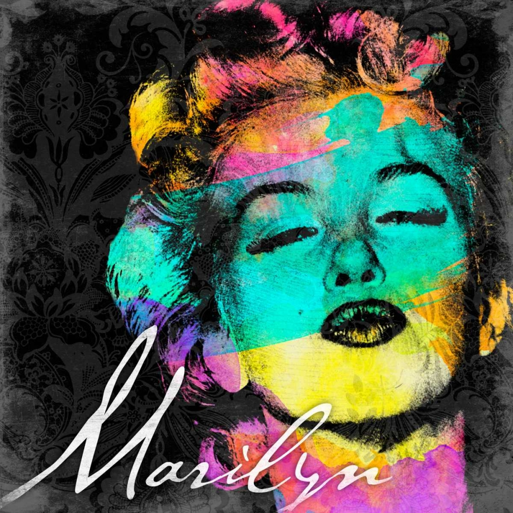 Marilyn Colorful Grey, Jace 26970