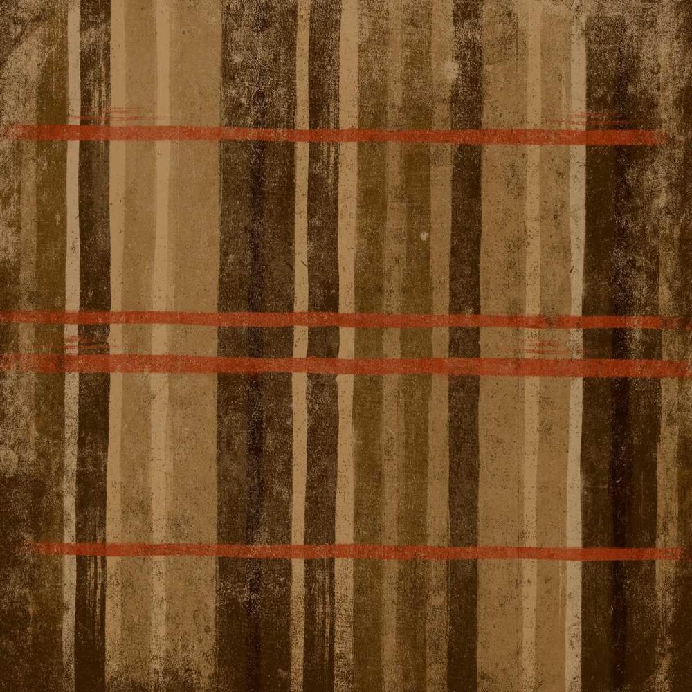 Burnt orange Stripes Grey, Jace 26989