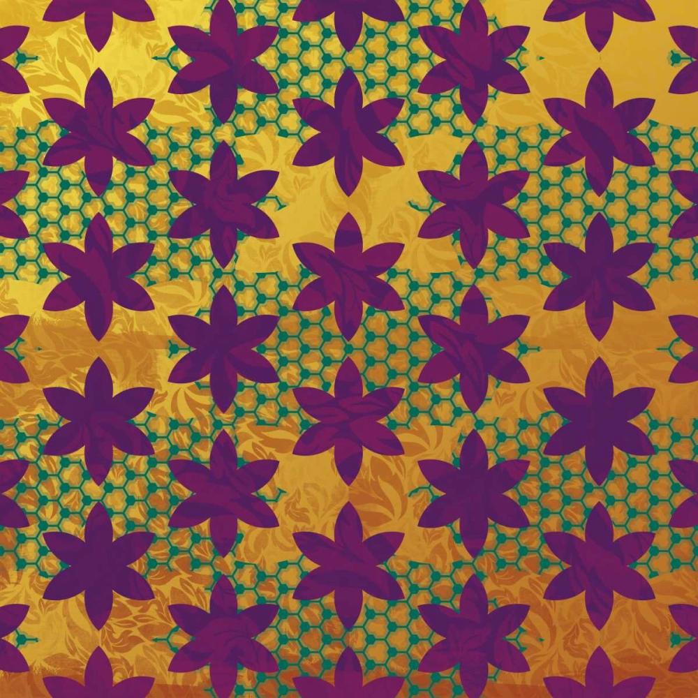Floral Pattern Grey, Jace 27017