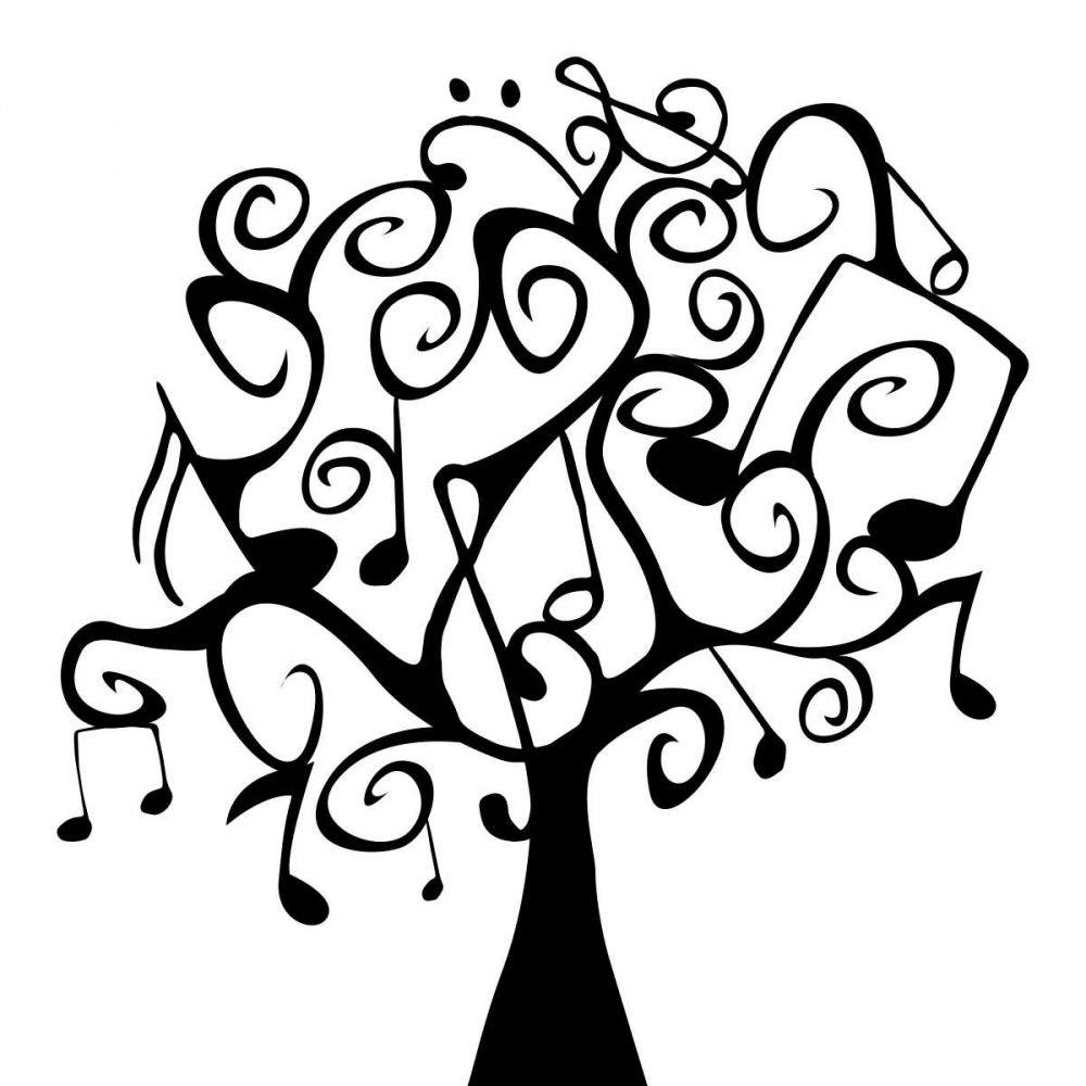 Musical Tree Grey, Jace 27306