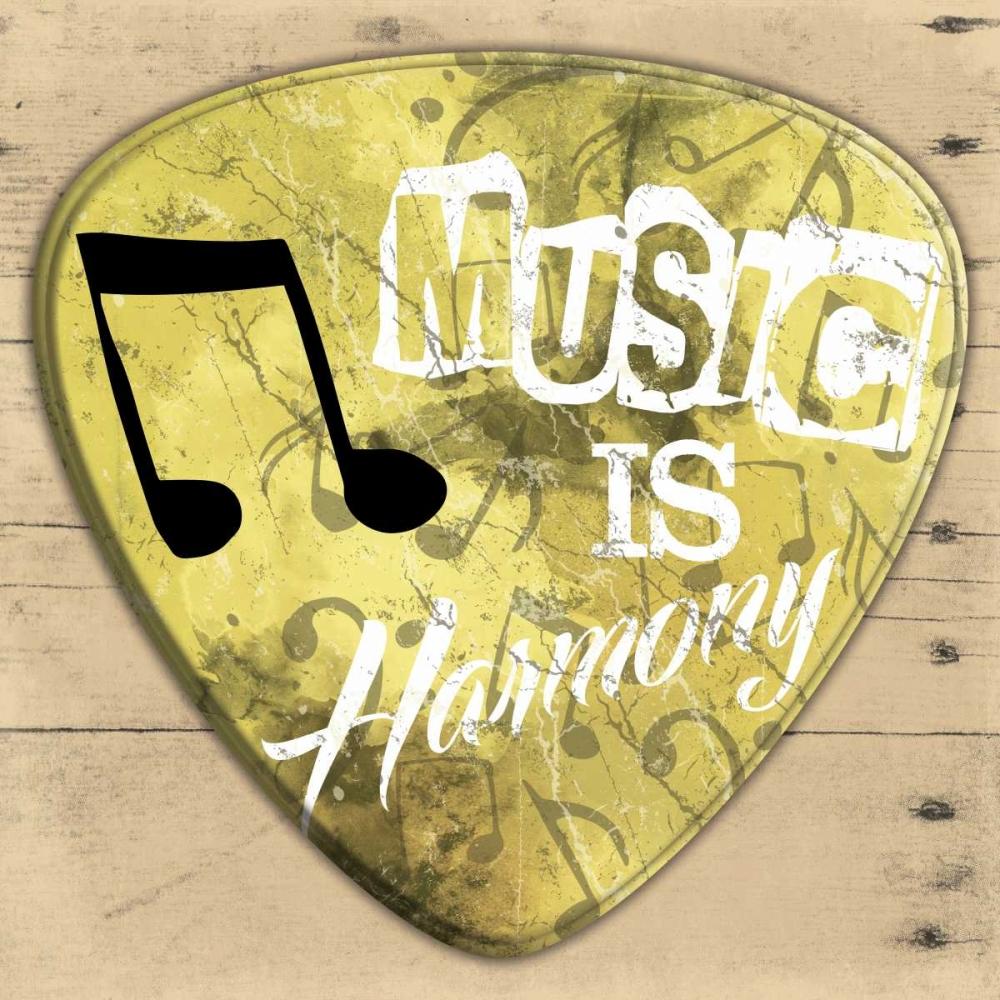 Music Is Harmony Grey, Jace 27343