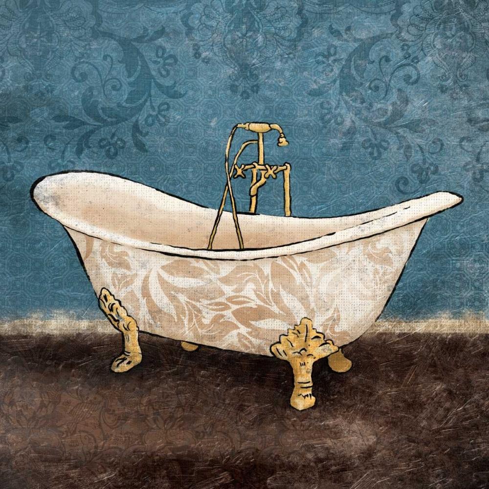 Floral Bath 1 Grey, Jace 37377
