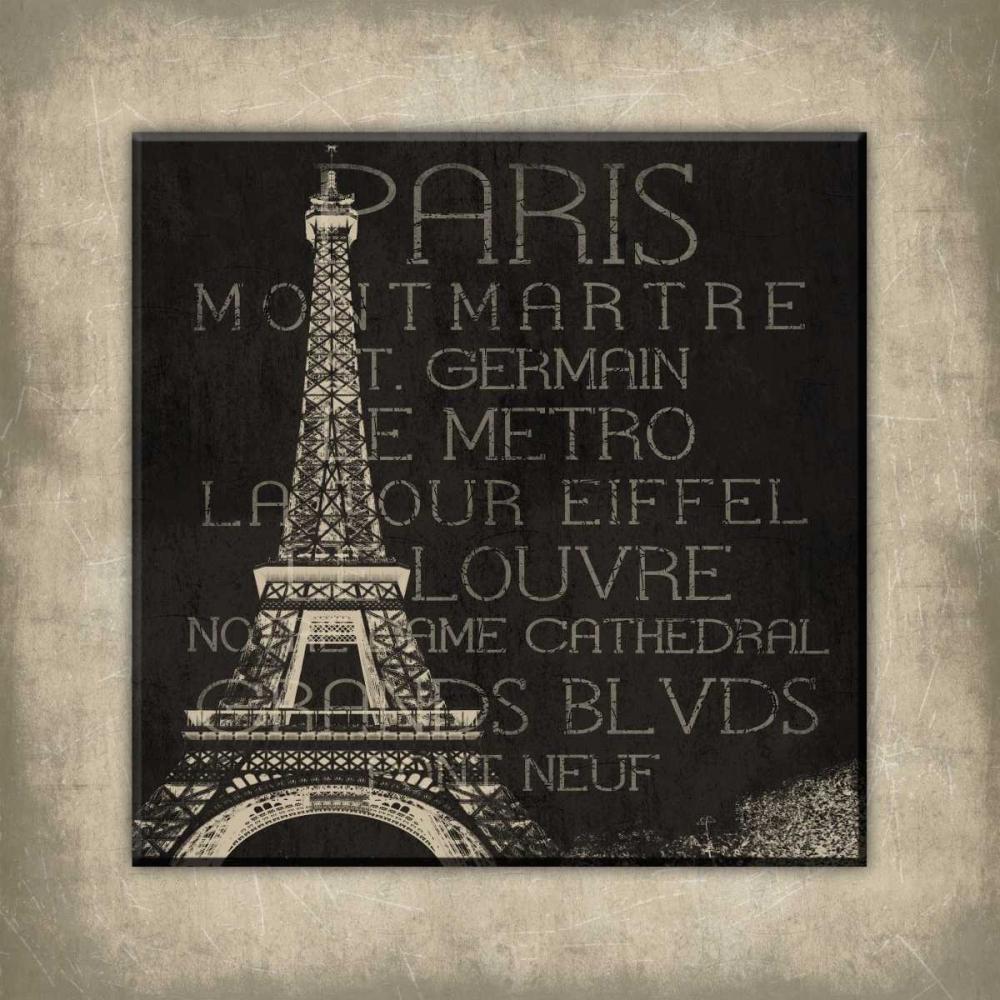 Paris type Bordered Grey, Jace 37545