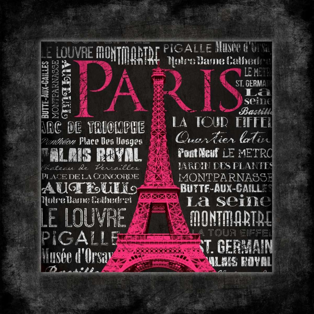 Paris Type bordered Grey, Jace 37521