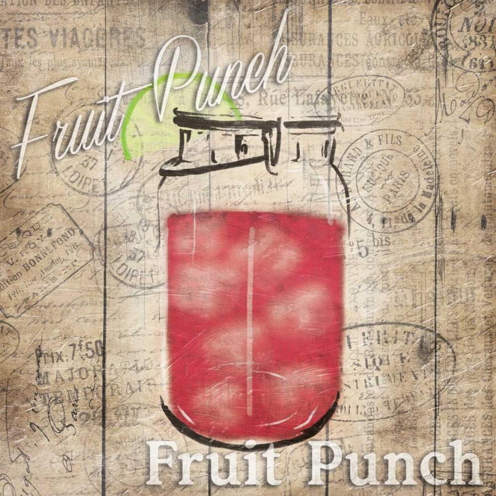 Wood Fruit Punch Grey, Jace 38029