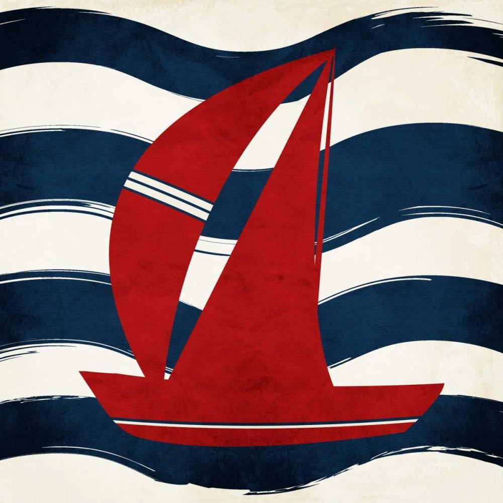 Boat Waves Grey, Jace 86593