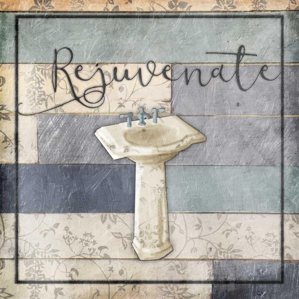 Rejuvenating Wooden Bath Grey, Jace 151902