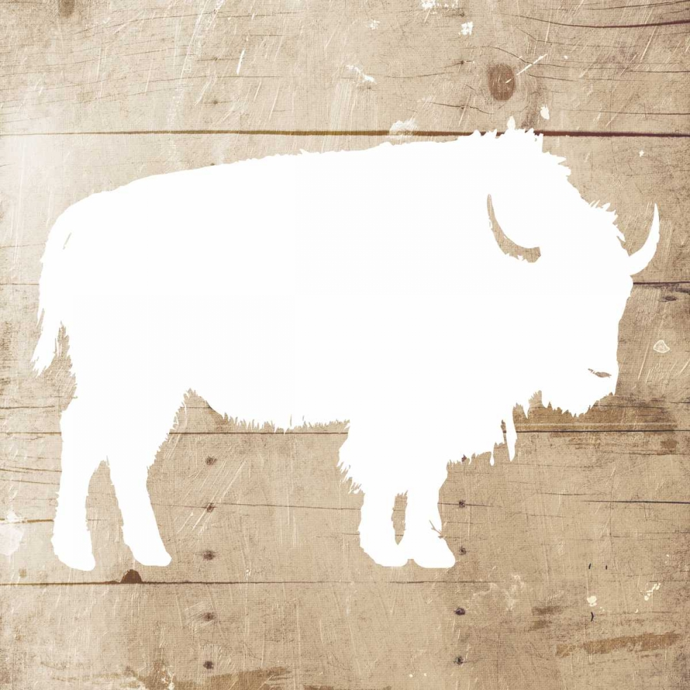 White On Wood Buffalo Mate Grey, Jace 151924