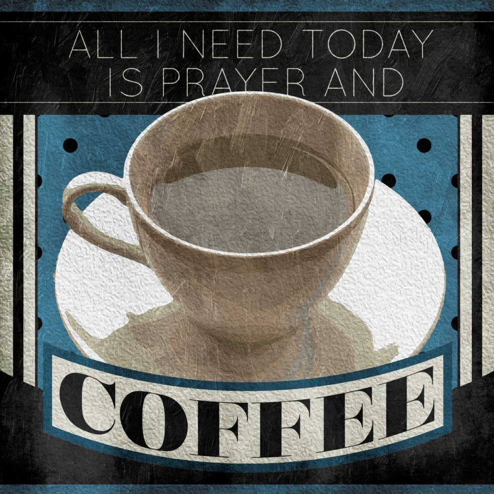 Prayer And Coffee Grey, Jace 151954