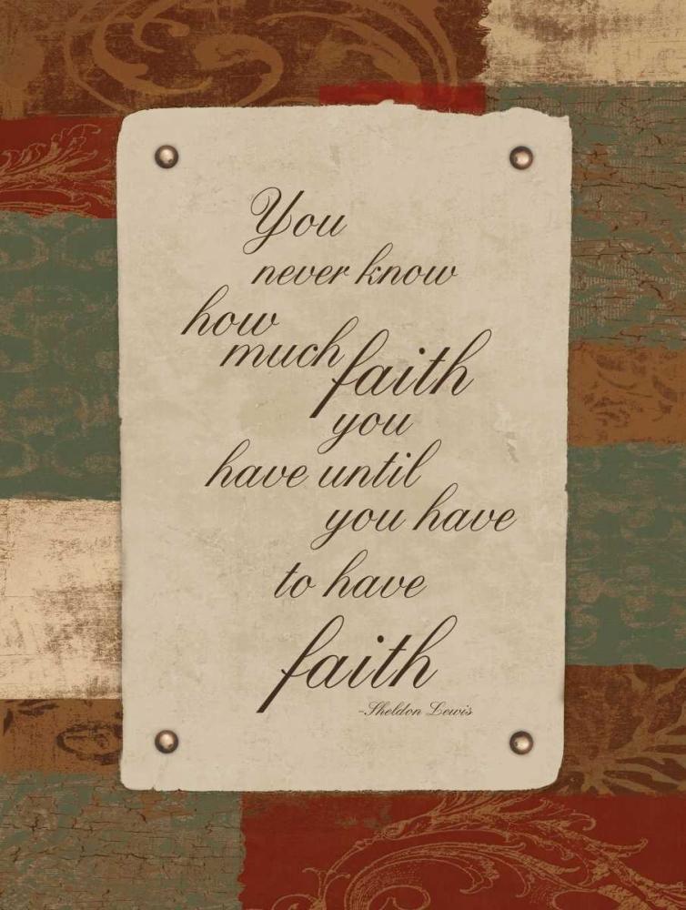 Have Faith Grey, Jace 27639