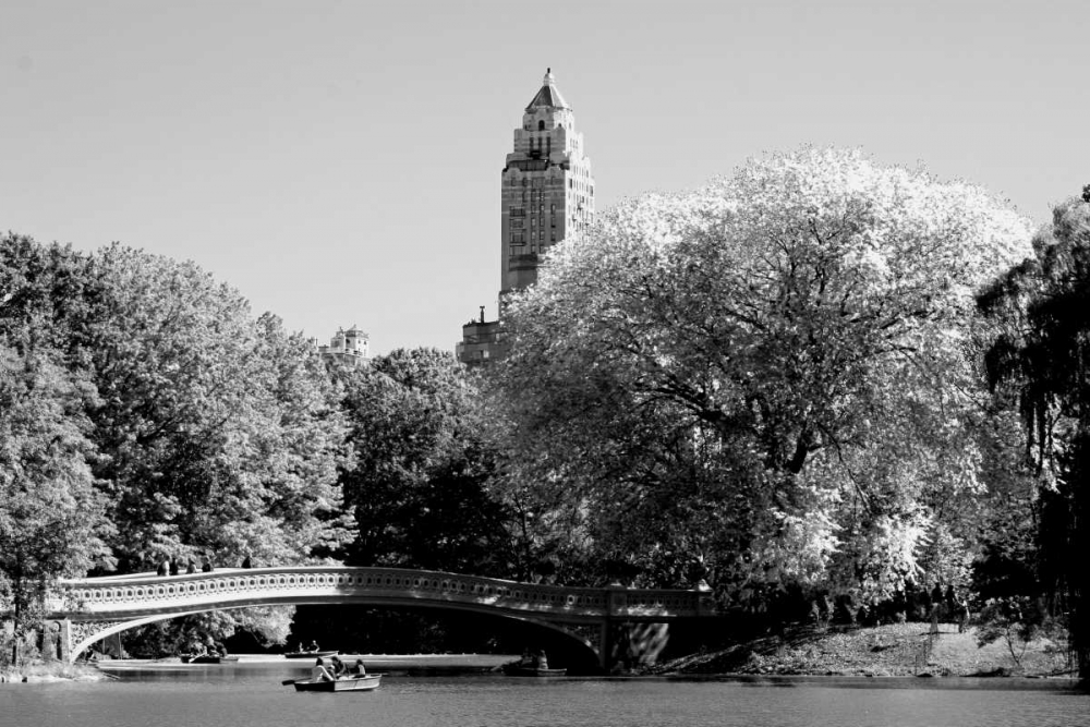Circular Central Park Bridge Grey, Jace 86745