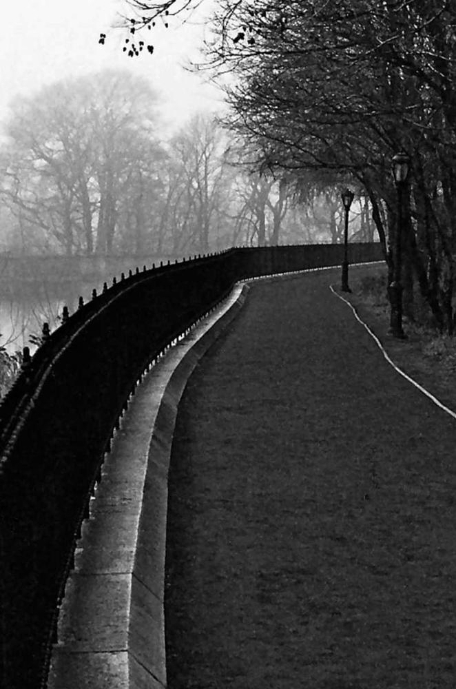 Central Park Endless Path Grey, Jace 86759