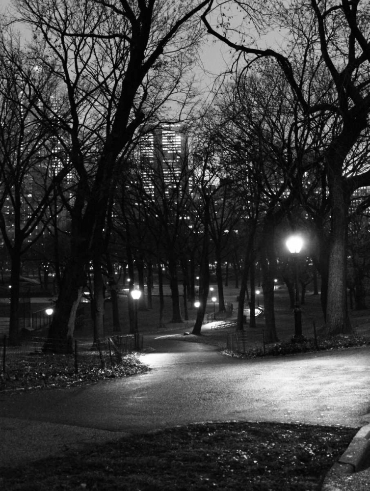 Central Park Night Stroll Pica, Jeff 125766