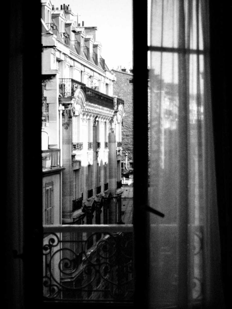 Paris Hotel Window Grey, Jace 86797