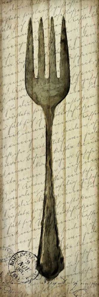 Antique Fork Allen, Kimberly 152037