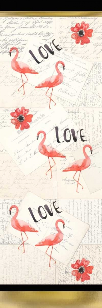 Flamingo Love Allen, Kimberly 161633