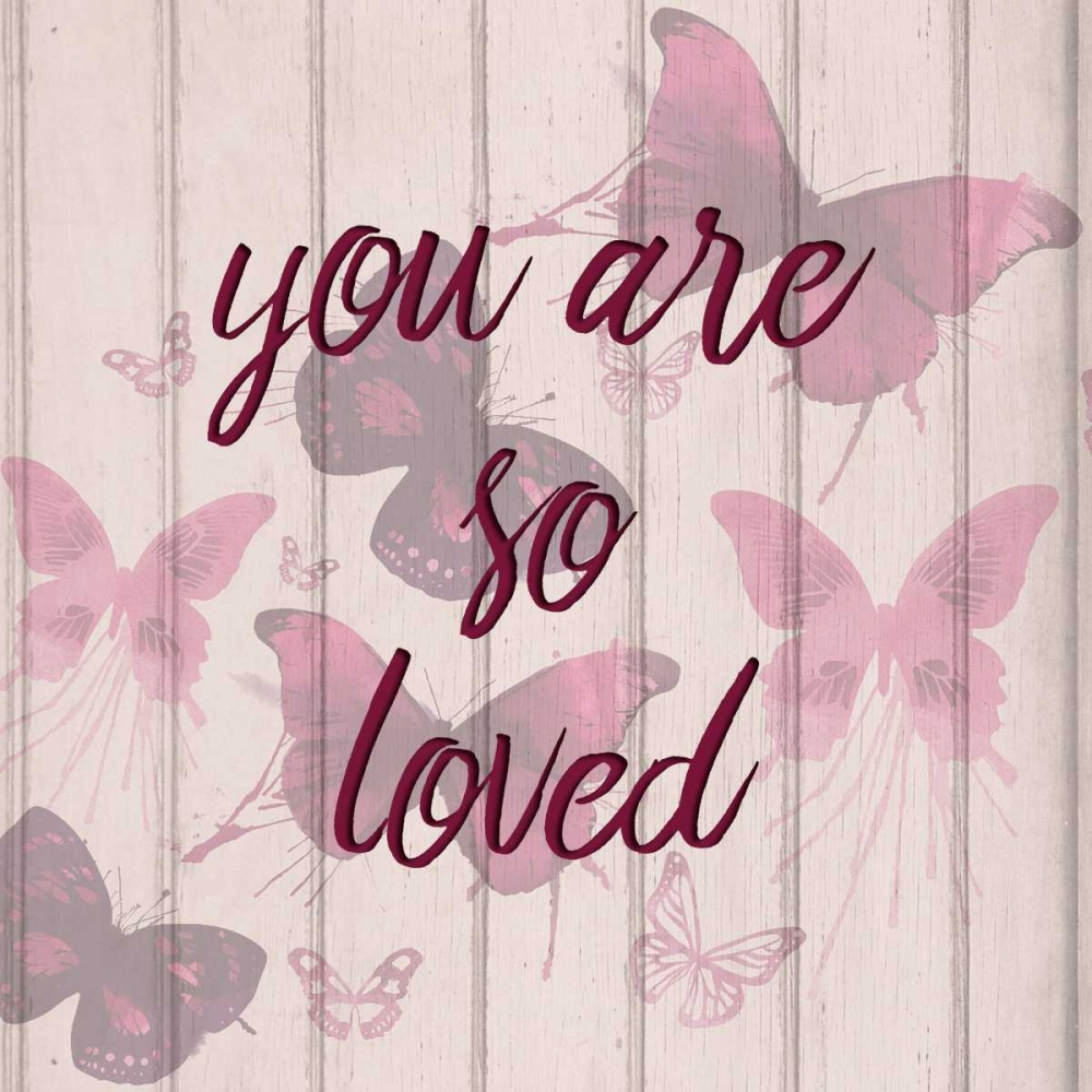 You Are So Loved Allen, Kimberly 152076