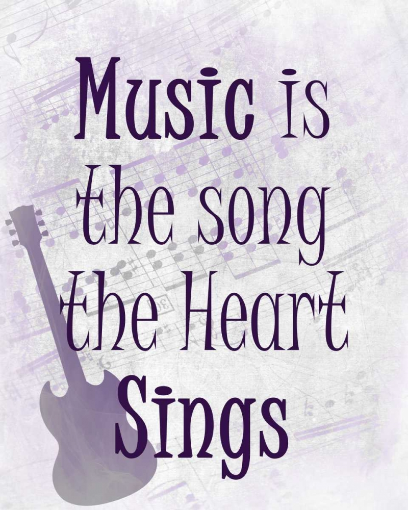 Music is the Song Allen, Kimberly 152080