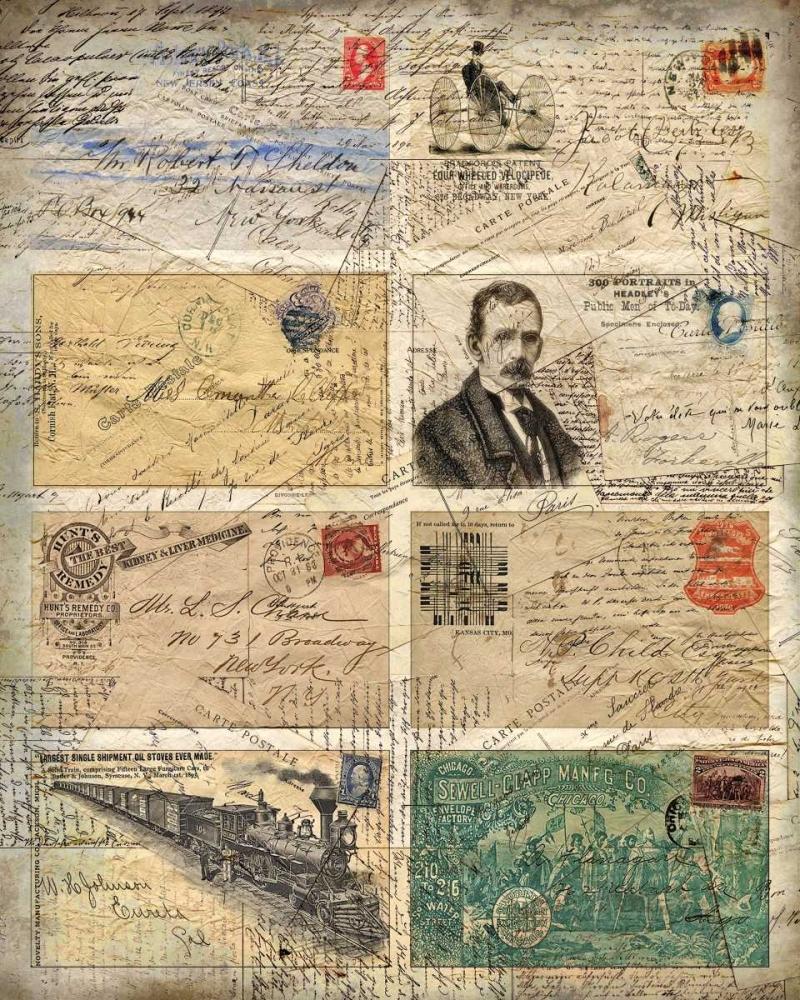 Vintage Envelopes Allen, Kimberly 152089
