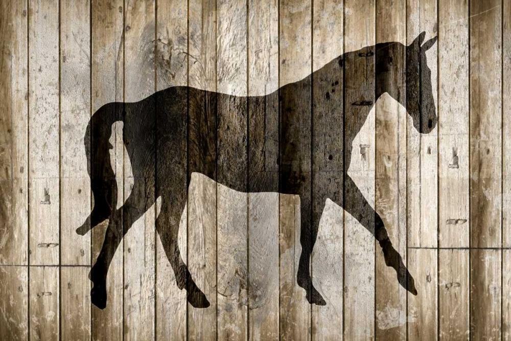 Barnwood Horse Allen, Kimberly 152104