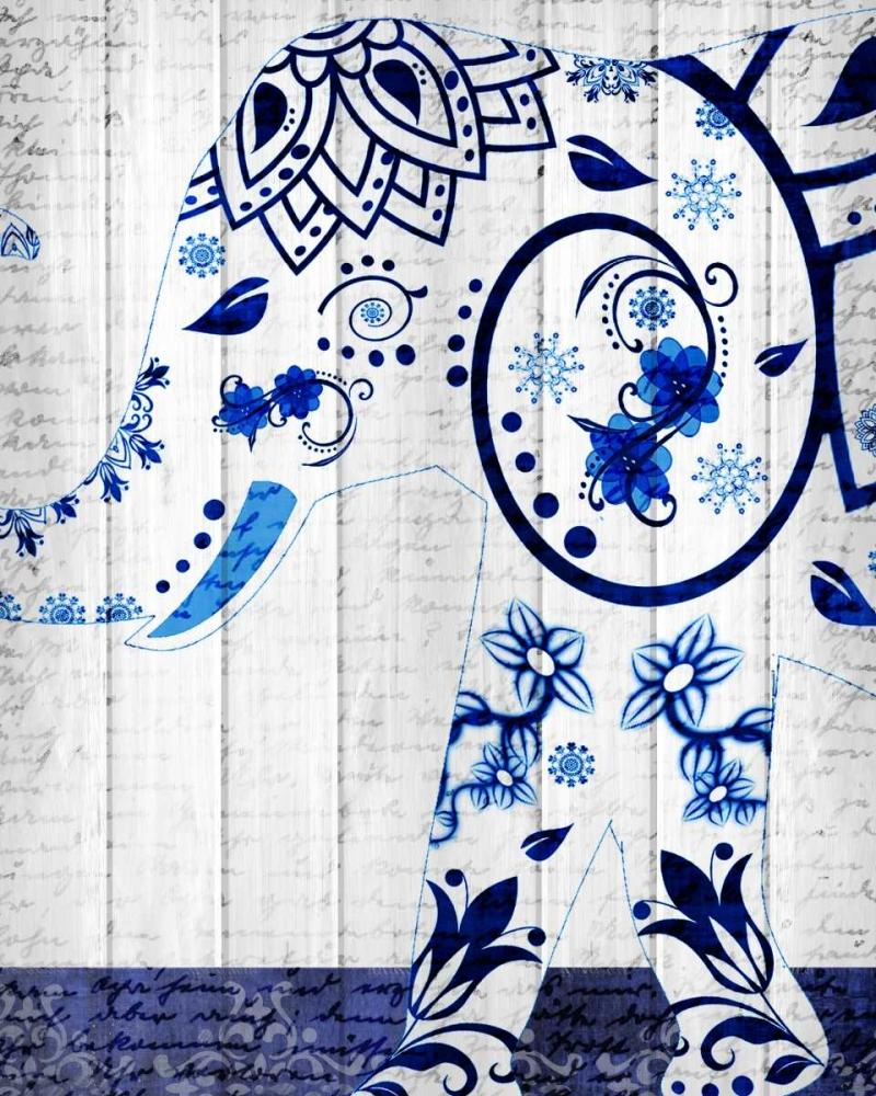 Indigo Elephant 2 Allen, Kimberly 152120