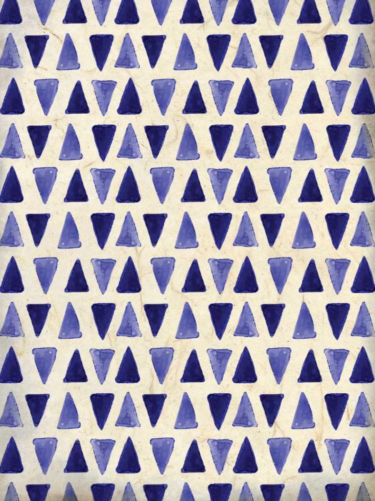 Indigo Triangles Allen, Kimberly 161721