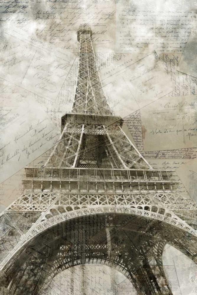 Postcards to Paris Allen, Kimberly 161742