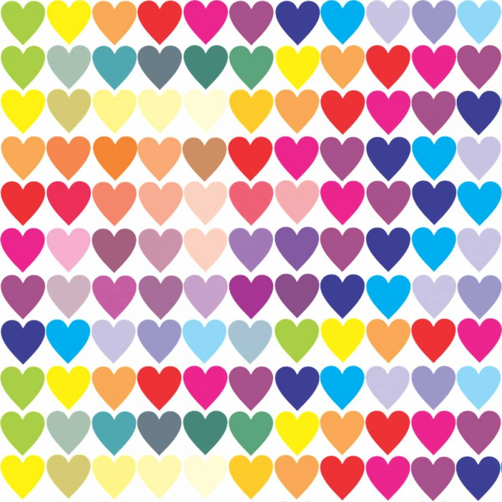 Groovy Love Pattern 2 Allen, Kimberly 138303